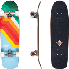 Mini  Longboard Dusters Grind Ziggy 31''