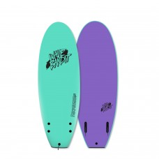 Tabla Surf Wave Bandit Performer 4'10 Twin Turquoise