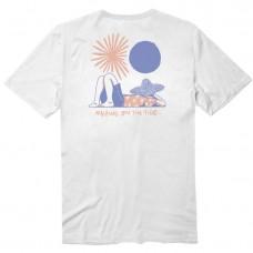 Camiseta Manga Corta Vissla Siesta Vintage