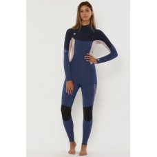 Traje Neopreno Sisstrevolution 7 Seas 4'3 Chest Zip Midnight 2020