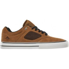 Zapatillas Emerica Reynolds 3 G6 Vulc Marrón