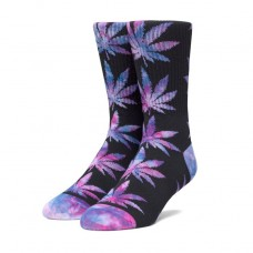 Calcetines HUF Plantlife Tyedie Leaves