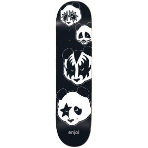 Tabla Skate Enjoi Kiss Logo 8.0