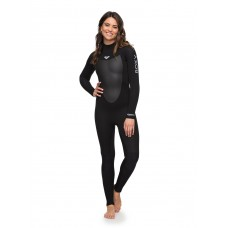 Traje Neopreno Roxy Prologue 4'3 Chest Zip Negro 2019