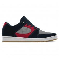 Zapatillas Es Accel Slim Azul Gris Rojo