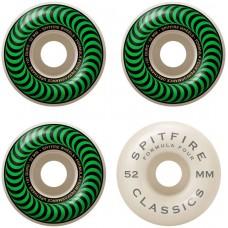 Ruedas Skate Spitfire f4 101 Classic 52mm