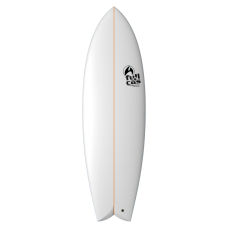 Tabla de Surf Full & Cas Clarion 5.8 (Twinfin)