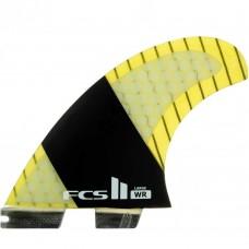 Quillas Surf FCS II WR Stretch PC Carbon Quad