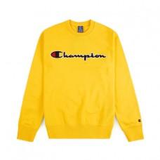 Sudadera Champion 212942 Amarilla