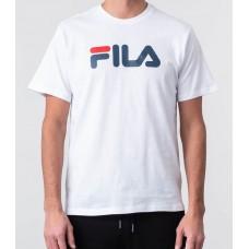 Camiseta Manga Corta Fila Classic Pure Blanca