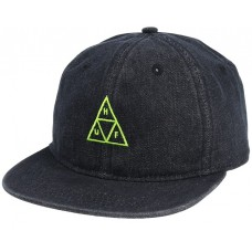 Gorra HUF Formless Denim Triple Negra