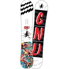 Tabla de snowboard Gnu Money