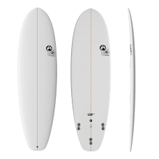Tabla Surf Full & Cas Combat 6'4
