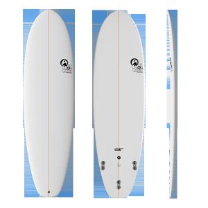 Tabla Surf Full & Cas Combat 6'2