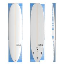 Tabla Surf Full & Cas Malibú 7.2''