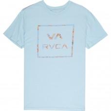 Camiseta RVCA Va All The Way Azul