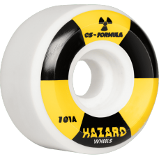 Ruedas Skate Hazard Radioactive CS 101A 54mm