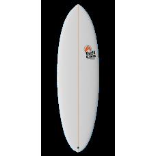 Tabla de Surf Full & Cas Hecke 5.11