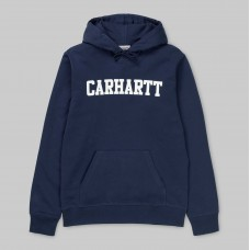 Sudadera Carhartt Hooded College Azul