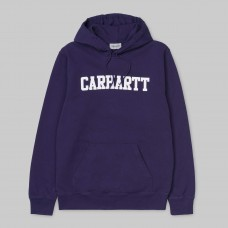Sudadera Carhartt Hooded College Violeta