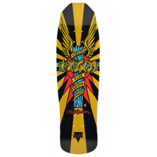 Tabla Skate Hosoi Wings Amarilla 9.0''