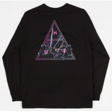 Camiseta HUF Neo TT Negra