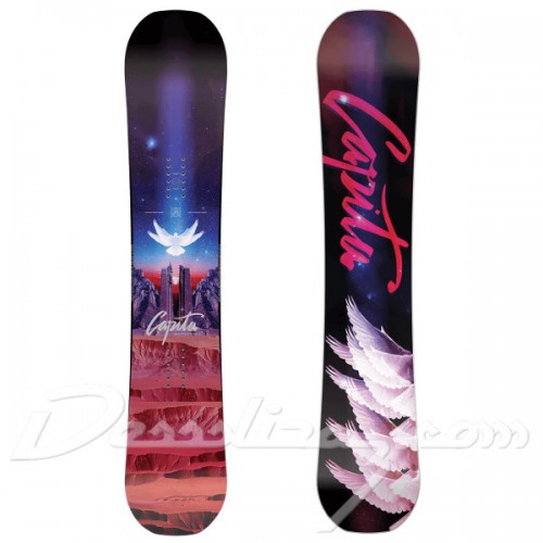 Tabla Snowboard Capita Space Metal 145