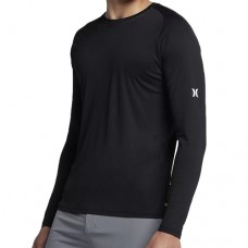 Lycra Hurley Icon Quick Dry Tee L/S