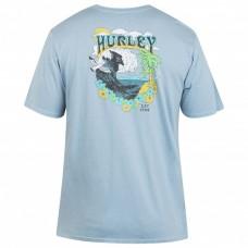Camiseta Manga Corta Hurley Flower Tubing