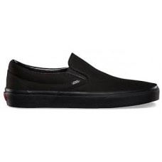 Zapatillas Vans Classic Slip On Negras