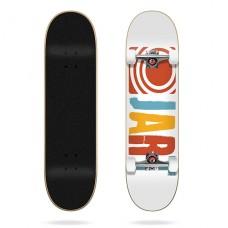 Tabla Skate Completa Jart Classic White 8.0''
