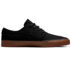 Zapatillas Nike SB Zoom Janoski Canvas RM Negras Marrones