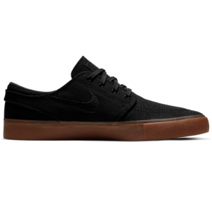 núcleo cumpleaños Acompañar  Zapatillas Nike SB Zoom Janoski Canvas RM Negras Marrones