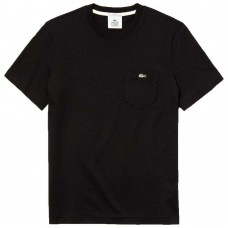 Camiseta Lacoste TH3786 Negra