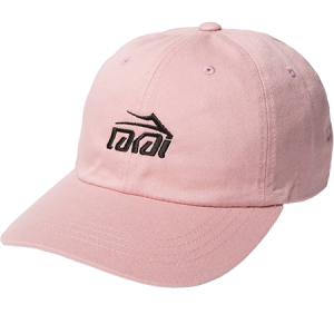 Gorra Lakai Logo Dad Rosa