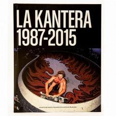 Libro de skate LA KANTERA 1987-2015.