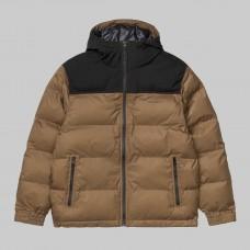 Chaqueta Carhartt Larsen Jacket Marrón / Negra
