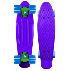Mini Longboard Completo Long Island Buddy Lila 22''