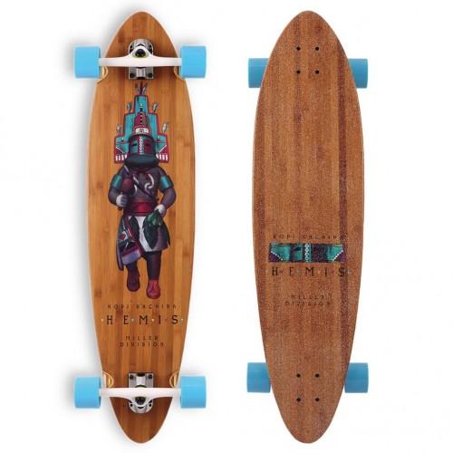 Longboard Completo Miller Hemid 38''
