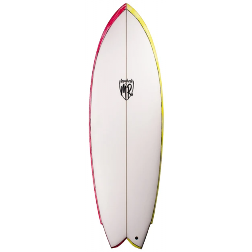 Tabla Surf Lost California Twin 5'8