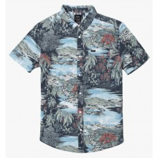 Camisas Manga Corta RVCA Paradiso