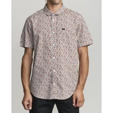 Camisa Manga Corta RVCA Bellflower