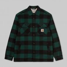Chaqueta Carhartt Merton Shirt Jac Verde