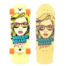 Surfskate Miller Miami Beach 31''