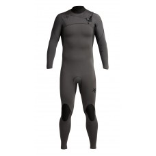 Traje Neopreno XCEL Comp Chest Zip 4/3 Gris 2020