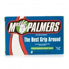 Cera de Surf Mrs Palmers Cold (fria)