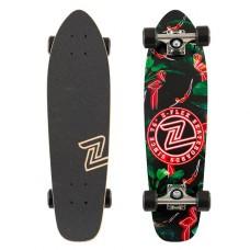 Mini Longboard Completo Z Flex Classic Neon 27''