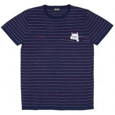 Camiseta Rip N Dip Peeking Nermal Azul