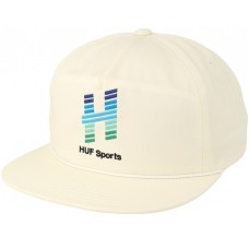 Gorra HUF Network OFF White