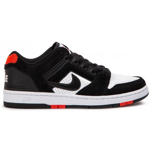 Zapatillas Nike SB Air Force II Low Negras